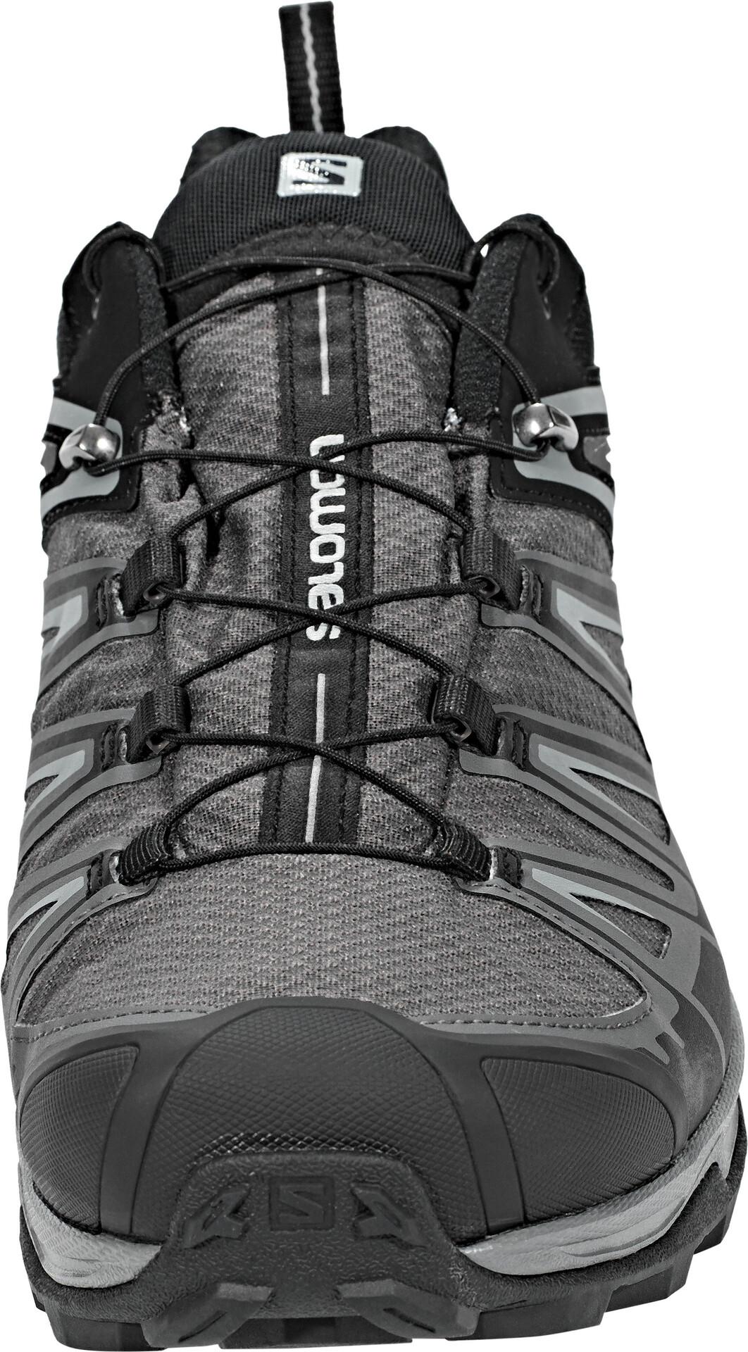 Salomon X Ultra 3 GTX Chaussures Homme, blackmagnetquiet shade